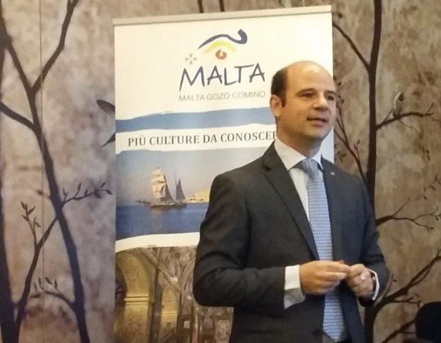 Claude Zammit-Trevisan nuovo direttore per l'Italia di Malta Tourism Authority