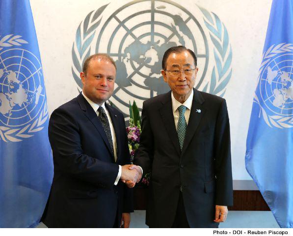 Il Segretario Generale dell'Onu parteciperà alla riunione del Commonwealth a Malta