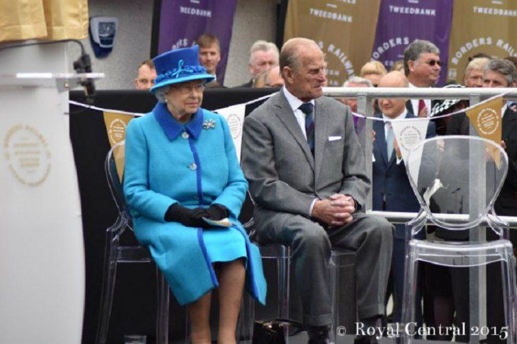 La Regina Elisabetta e il Duca di Edimburgo in visita a Malta in occasione del CHOGM2015