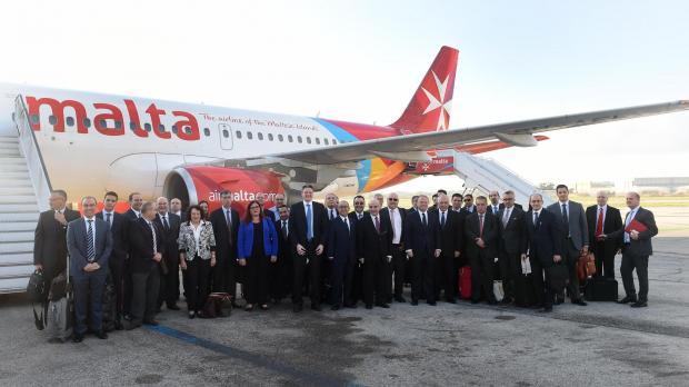 Delegazione Maltese in Algeria, si rafforzano le relazioni commerciali in EuroMed