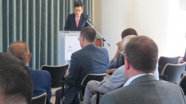Assistenza coreana per le imprese maltesi