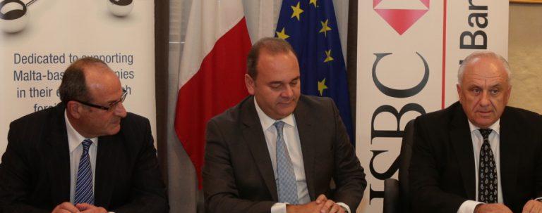 Partnership tra HSBC Malta e Trademalta per l'internazionalizzazione