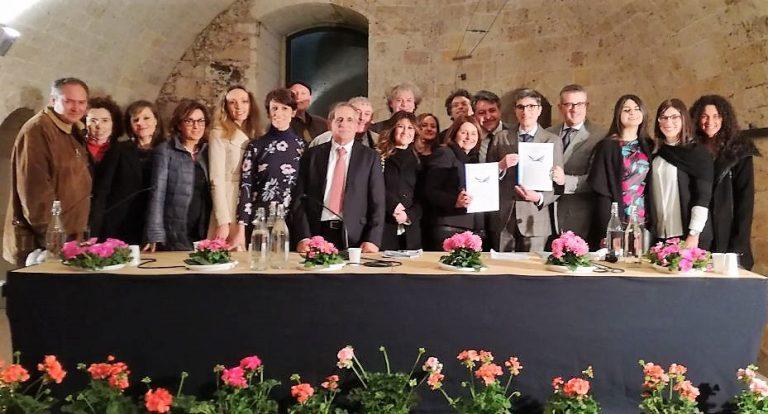 Biennale della Dieta Mediterranea, la NGO maltese MACTT sottoscrive il manifesto costitutivo