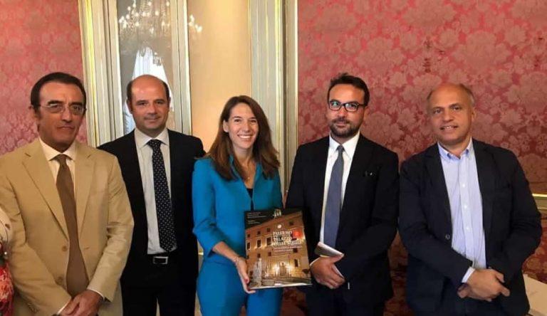 Malta e Palermo, capitali della cultura 2018, stringono un gemellaggio.