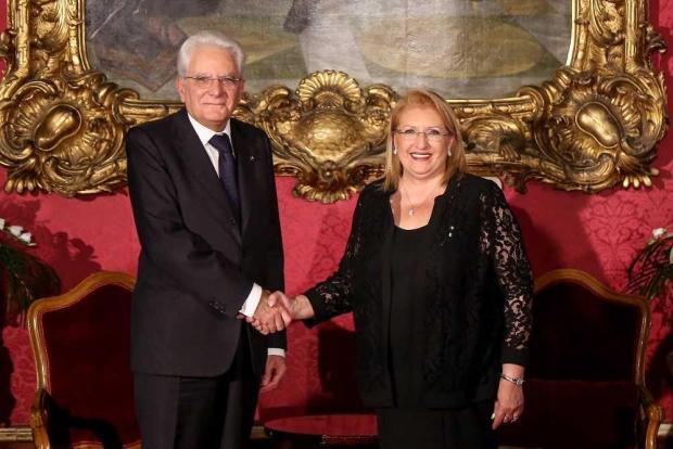 Relazioni Malta-Italia. Il Presidente della Repubblica Mattarella in visita ufficiale a Malta