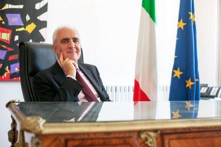 Mario Sammartino è il nuovo ambasciatore d'Italia a Malta