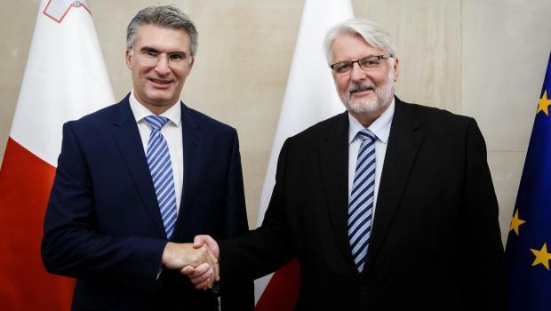 Malta e Polonia sottoscrivono un accordo per la rappresentanza dei visti in Iran.