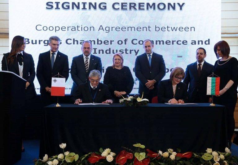 Bilaterale Bulgaria-Malta. Si consolidano i legami economici, commerciali e sociali.