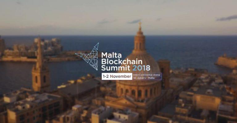 Al via la prima edizione del Malta Blockchain Summit