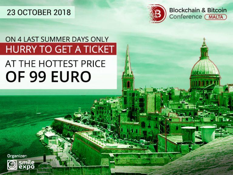 MALTA BUSINESS al secondo Blockchain & Bitcoin Conference Malta