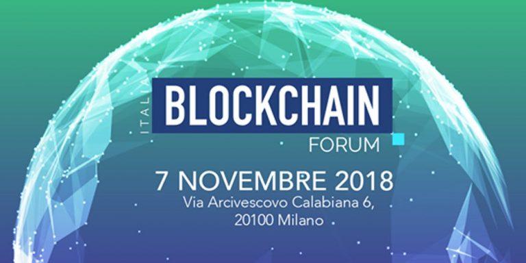 Blockchain Forum Italia: Malta Business al primo forum su blockchain e fintech