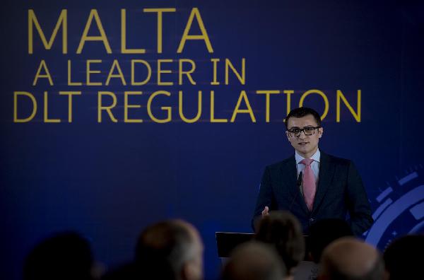 A Malta si sviluppano economia digitale e blockchain.