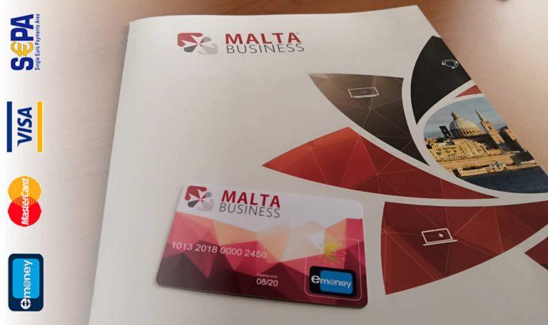 Aprire un conto corrente a Malta? Oggi è semplice con Malta Business Pay