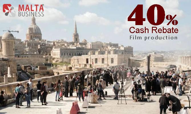 Finite le riprese del 20mo film girato a Malta nel 2019