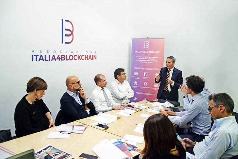 Blockchain. Si rafforza l'asse Italia-Malta. Sergio Passariello tra i membri del direttivo di Italia4Blockchain.