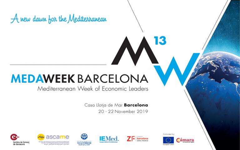 MedaWeek Barcelona 2019: Malta Business presente