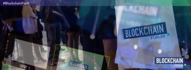 Blockchain Forum Italia:  Malta Business presente