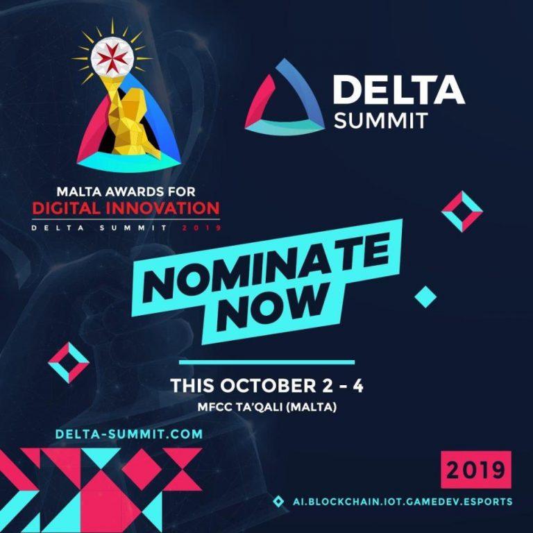 """Delta Summit: debuttano gli """"oscar dell'innovazione"""""""