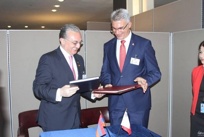 Armenia-Malta: via la doppia imposizione fiscale