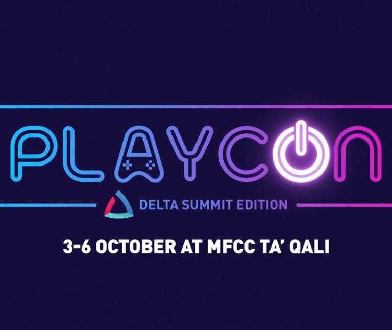 Playcon: l'evento Delta Summit dedicato al gaming