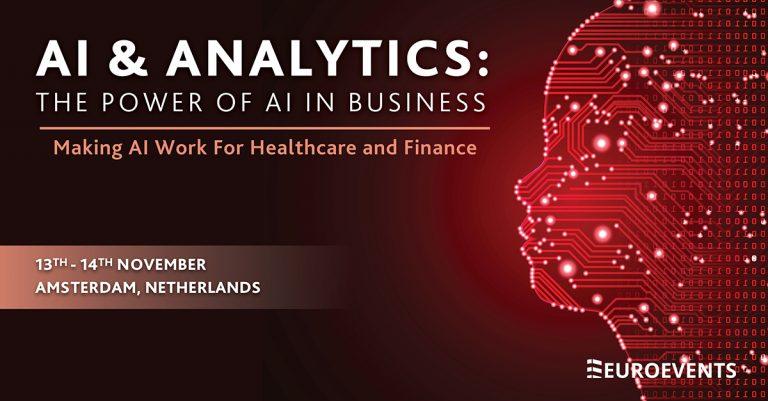 """""""Il potere dell'IA nel business"""" ad Amsterdam"""