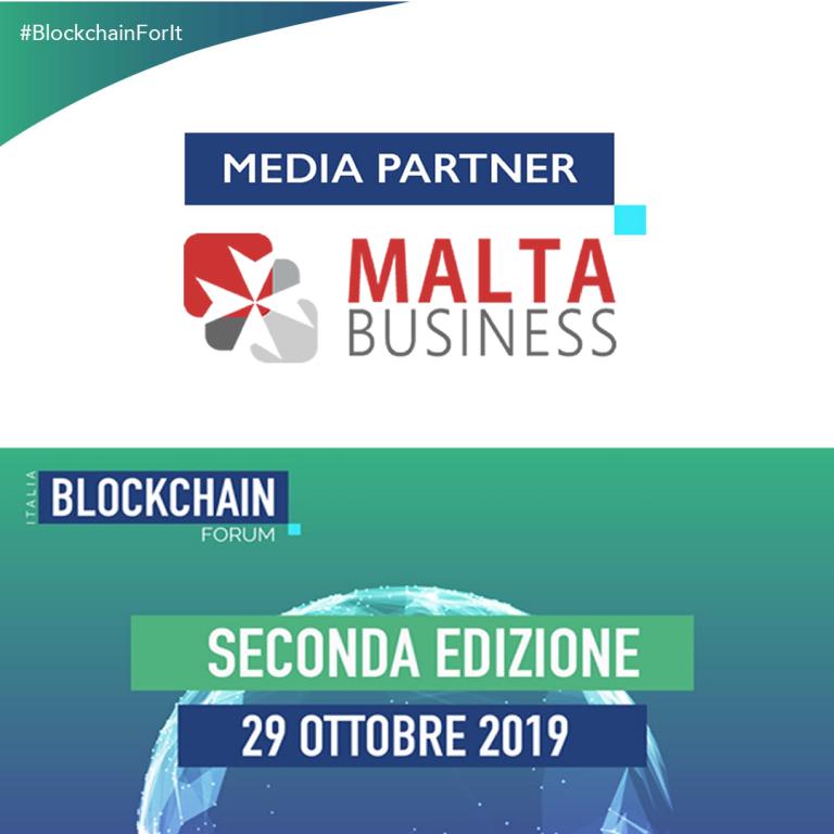 Sergio Passariello a Milano per il Blockchain Forum Italia
