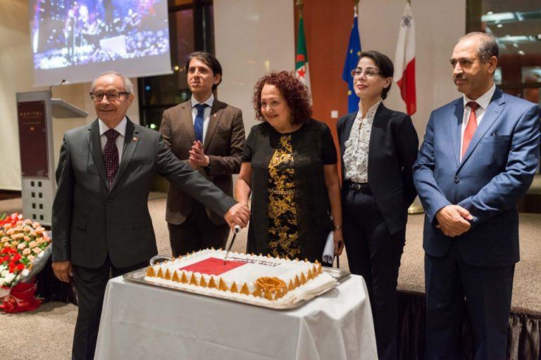 """""""Algeria-Malta: rapporti sempre più stretti"""""""