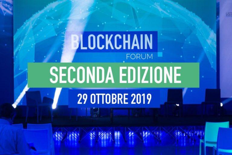 """Pietro Azzara (Italia4B):  """"La blockchain ci cambierà la vita"""""""