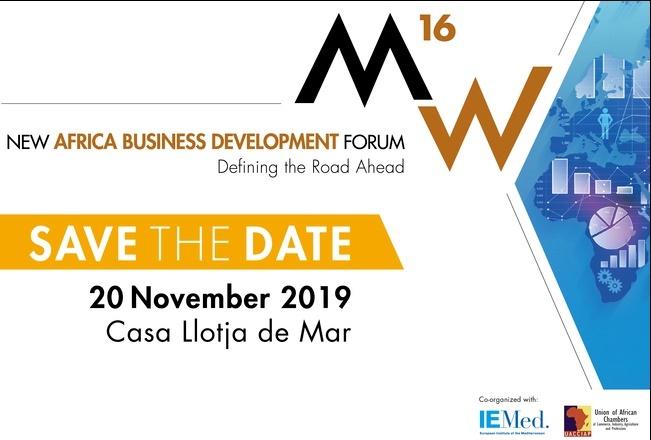 "Lo sviluppo della ""New Africa"" a MedaWeek 2019"