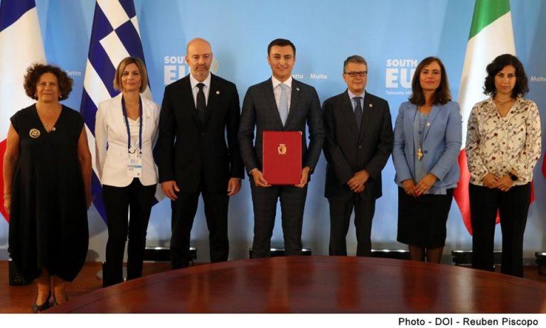 DLT: Stati UE del sud uniti per lo sviluppo tecnologico