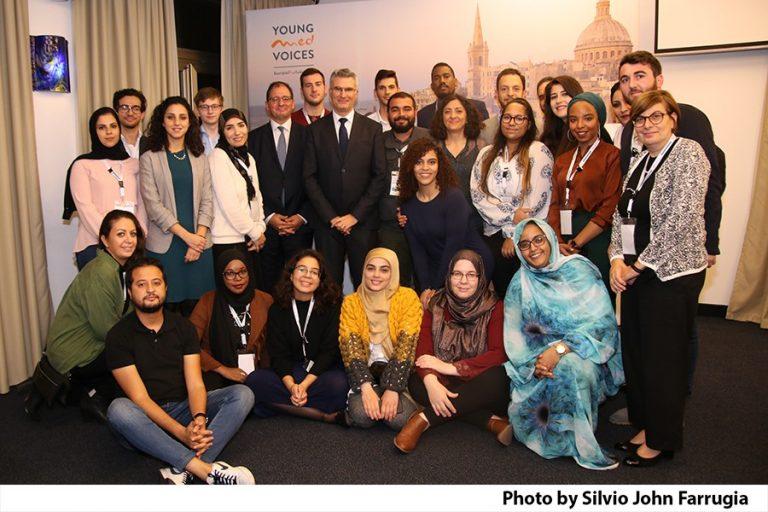I giovani leader mediterranei si incontrano a Malta