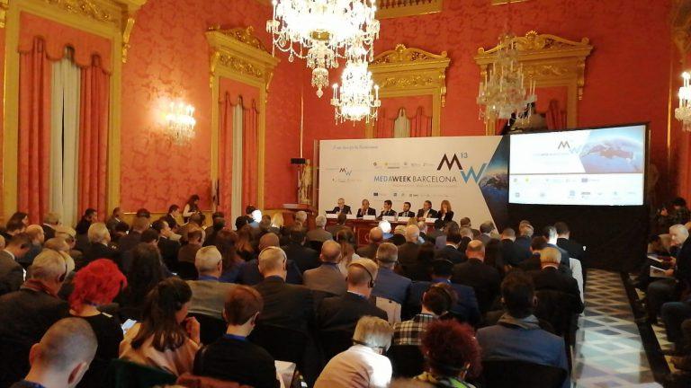 Sviluppo del Mediterraneo: lavori in corso al Medaweek