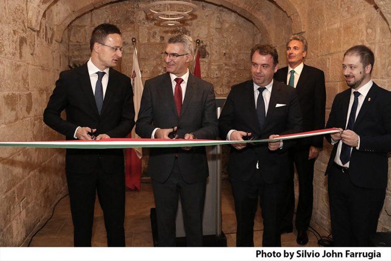 L'Ungheria inaugura il suo primo consolato a La Valletta