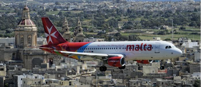 """Air Malta lancia un programma di voli """"garantiti"""""""