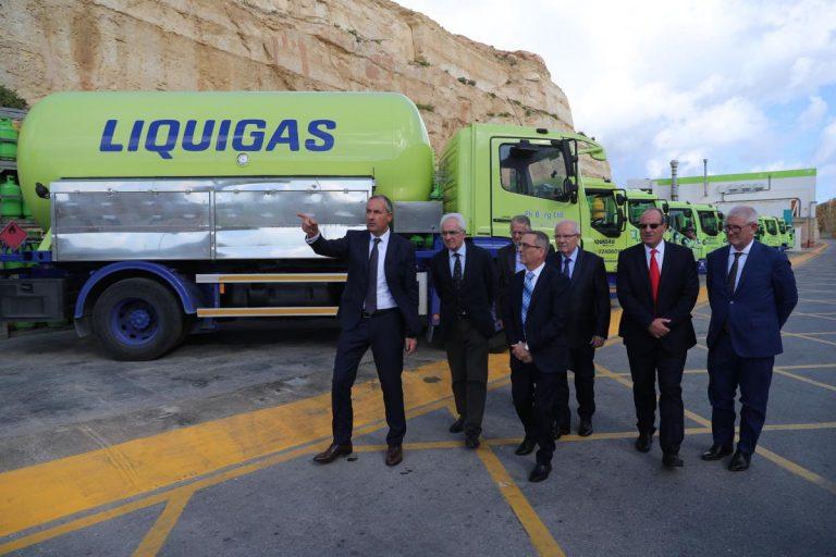 Liquigas: 10 anni a Malta e diffusione del GPL in crescita