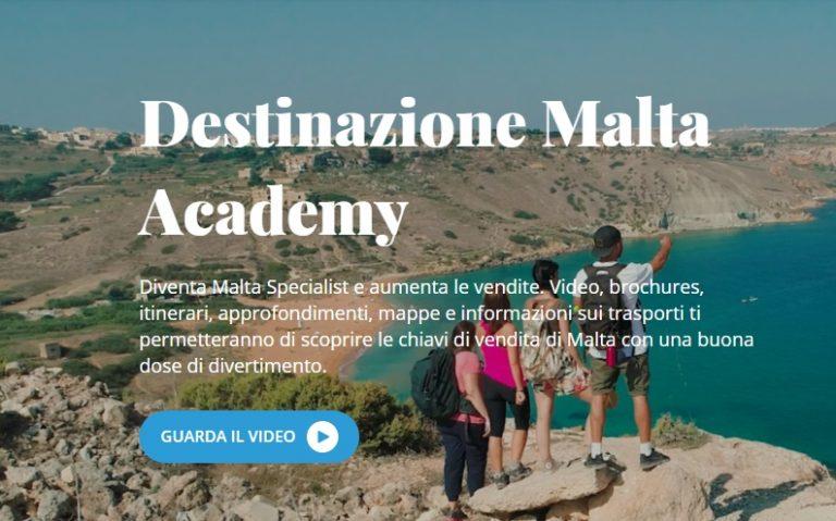 Destinazione Malta Academy si rinnova