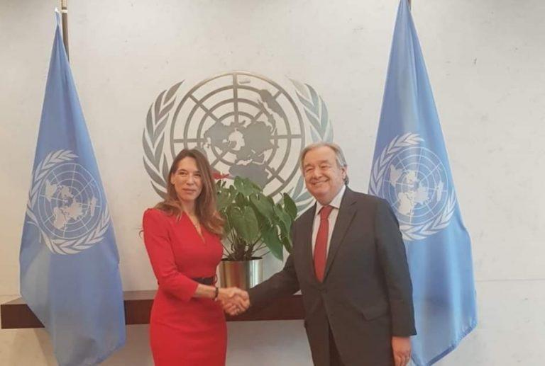 Vanessa Frazier nominata rappresentante permanente di Malta all'Onu