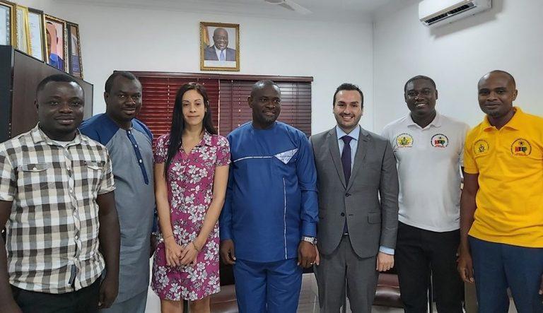 Malta tesse la rete con le imprese del Ghana