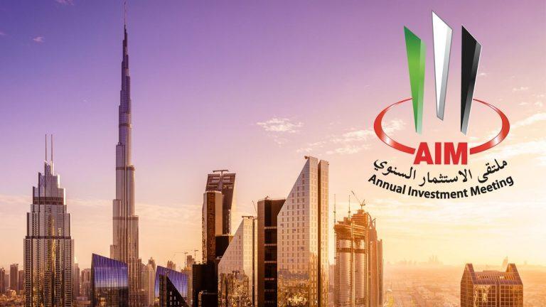 AIM Dubai 2020 posticipato a data da destinarsi
