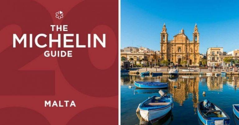 Michelin: prima guida e prime stelle ai ristoranti maltesi