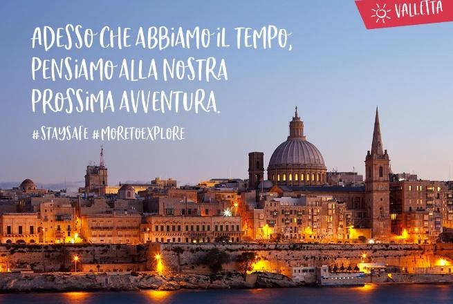 Malta guarda al futuro del turismo: la nuova campagna