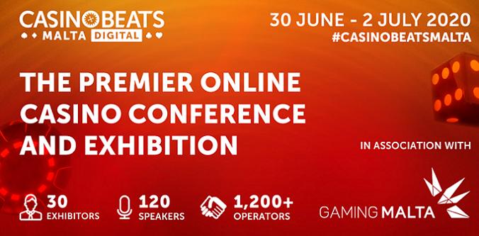"""CasinoBeats Malta 2020: la conferenza diventa """"digital"""""""
