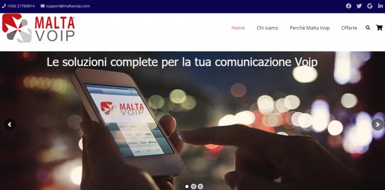 Malta VoIP: la digitalizzazione per connettere l'azienda al mondo