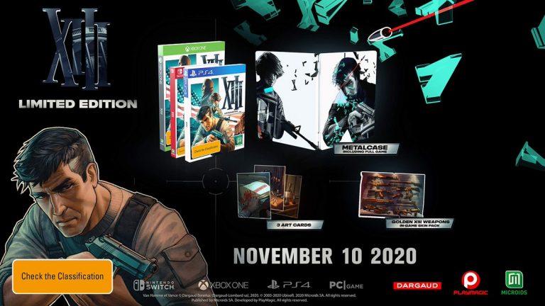 """XIII, il nuovo videogame """"made in Italy"""" prodotto a Malta"""