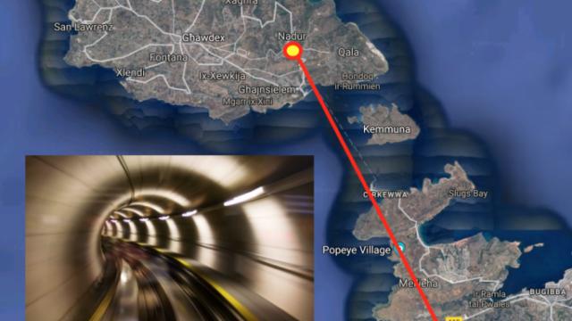 Tunnel Malta-Gozo: quattro i candidati per la costruzione