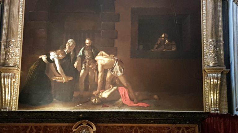 Dentro Caravaggio: il film fa tappa a Malta