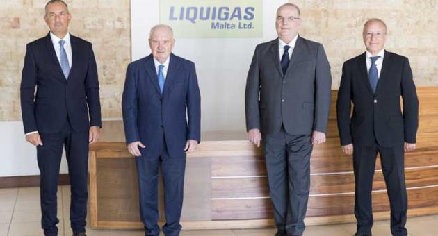 Luciano Garbini è il nuovo Ad di Liquigas Malta