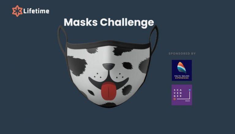 Maschere Covid19: la competizione per bambini