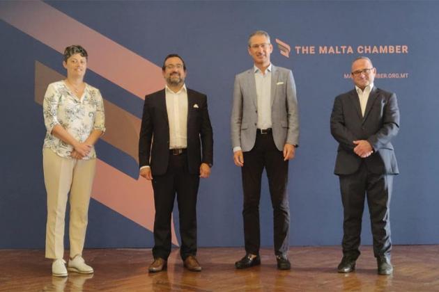 Edward Chetcuti è il nuovo CEO di Malta Chamber
