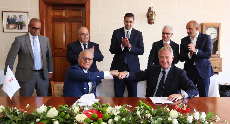 MSC-Palumbo: nasce la joint venture con base a Malta